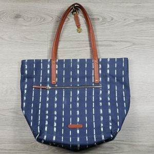 Lucky Brand Striped Tote Bag